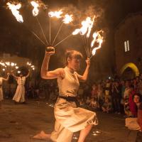 Flambé Festival di Montecatini Val di Cecina